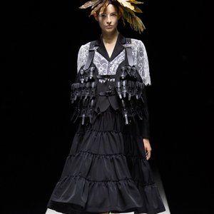 Comme Des Garcons Noir Kei Ninomiya Blazer